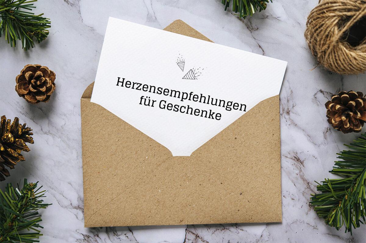 Weihnachtsgeschenke von formatfrei